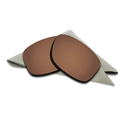 ee803a864e7ca Polarized Lenses Replacement for Oakley Jupiter Squared Earth Brown