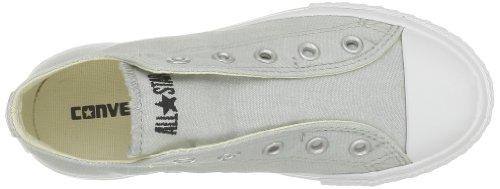 Converse Ctas Slip On Ox 015710-31-121 - Zapatillas de tela para niños Gris (Grau (Gris Mirage))