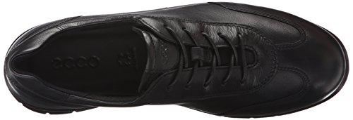black Scarpe Babett 1001 ECCO Donna Nero Stringate Cp48X