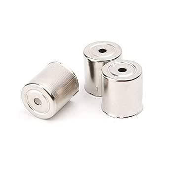12 tapas de acero Magnetron para microondas, horno, color ...