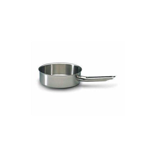 Pans Excellence - Matfer Bourgeat Excellence Saute Pan without Lid, 9 1/2-Inch, Gray