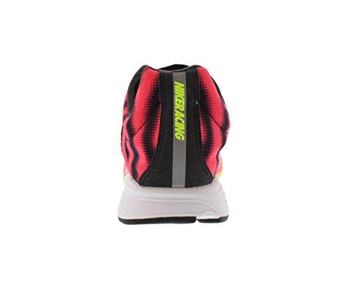 Zoom Streak 5 Laser Crimson / Nero / Volt Scarpe da corsa da uomo Taglia 11