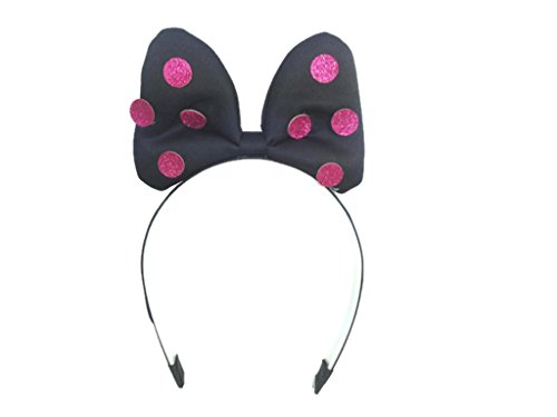 Price comparison product image Butterfly Kids Headband: H18 (Black)