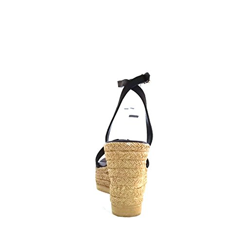 Mercante di Fiori Nmp 45927 - Sandalias de vestir de Piel para mujer marrón marrón