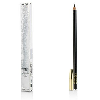 Le Crayon Khol Eyeliner Eye Pencil Liner, 602 Black Ebony, Full Size - Unboxed (Best Black Kohl Eyeliner)