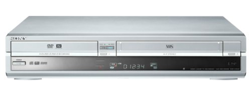 Sony RDR-VX500 DVD Player/Recorder with VCR