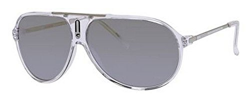 Carrera Hots Aviator Sunglasses,Crystal,64 - By Carrera Sunglasses Safilo