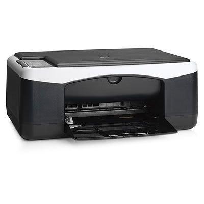 HP Deskjet F2180 - Impresora multifunción de tinta color (17 ...