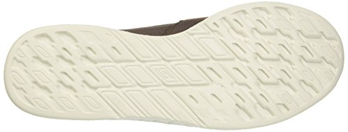 Skechers Mens Otg Glide High Sea Scarpe Da Barca Kaki