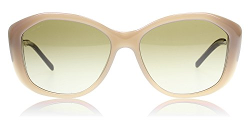 Burberry BE4208Q 357213 Beige BE4208Q Square Sunglasses Lens Category 2 Size - Burberry Lace