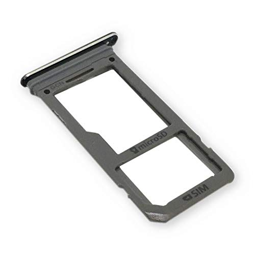 Galaxy Note 8 Sim Card Holder Slot Micro SD Card Tray Black N950 New Sold by Dougsgadgets