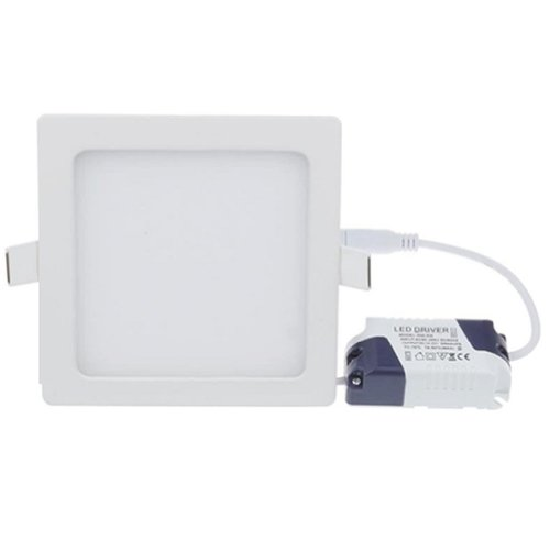 Brightsky 18w LED Square Panel Warm White Bright Light Recessed Ceiling DownLight Bulb Lamp AC120-265v