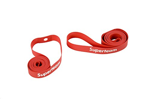 Superteam Road Bike Clincher Rim Liner Fits size 700C 16mm 1 Pair