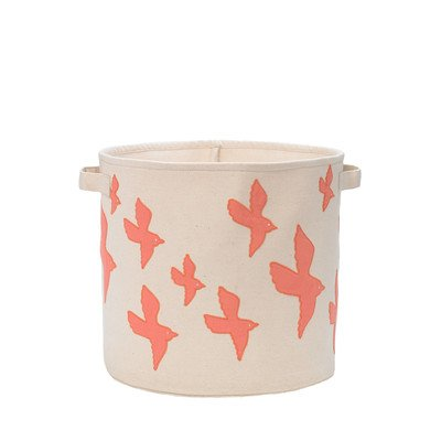 DwellStudio Storage Bin- Birds