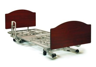 ZA78400 Half Length Side Rails for Head End of Zenith and Intro Beds, (Intro Beds)
