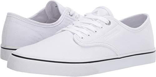 - Emerica Men's Wino Standard Skate Shoe, White/Gum, 11 Medium US