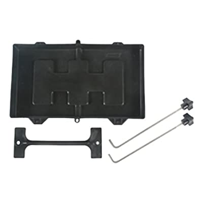 Camco 55404 Battery Hold-Down Tray (Large): Automotive