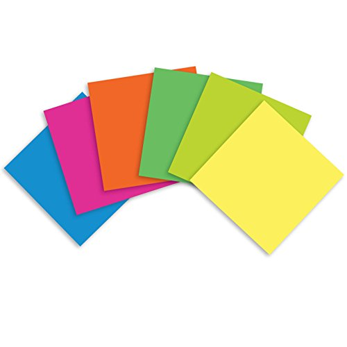 Jillson Roberts 48 Sheet-Count Solid Color Tissue Paper Available in 4 Different Assortments, Bold and Bright (Paper Available)