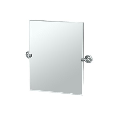 Gatco 5079SM Designer II, Small Rectangle Mirror
