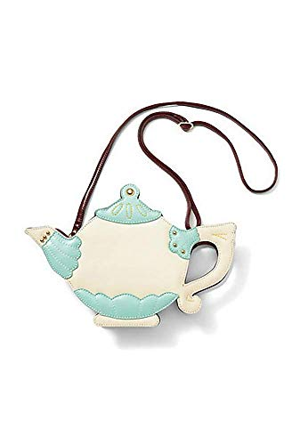 Teapot crossbody bag purse Alice in Wonderland]()