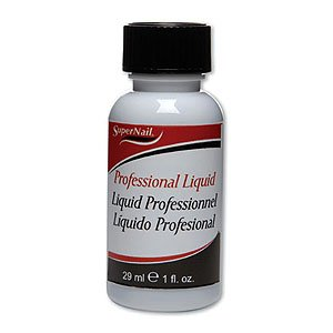 Powder Super White Nail (super nail White powder, 1 Fluid Ounce)
