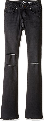 7 For All Mankind Big Girls' The Ginger Wide Leg