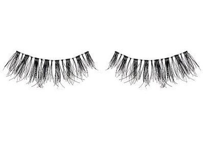 Huda Beauty Classic False Lashes Samantha #7 Nature Style & Feel, Reusable, Handmade