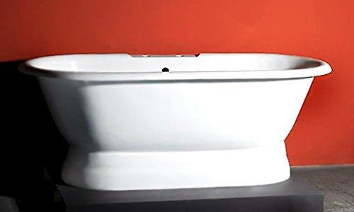 Ended Freestanding Tub - 8