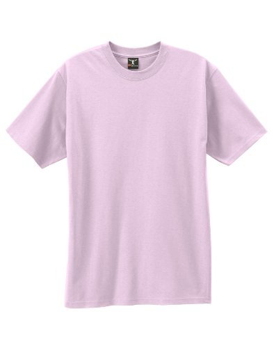 Hanes by Beefy-T Adult Short-Sleeve T-Shirt - -