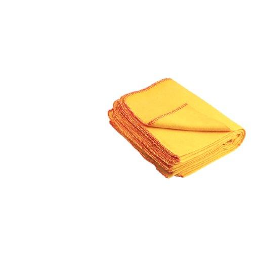jaune Jantex E943/plumeaux Lot de 10