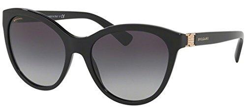 Bulgari 0BV8197 501/8G 55 Gafas de Sol, Negro (Black ...