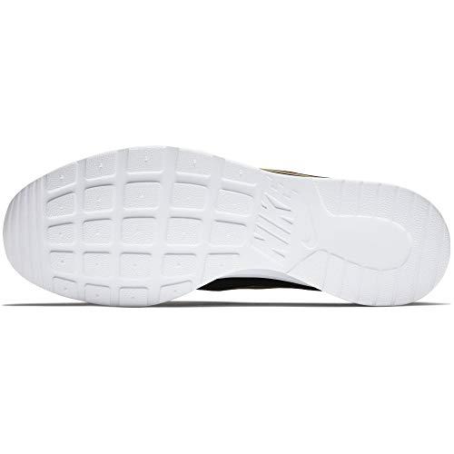 Fitness Da Nike Metallizzato 001 Tanjun oro bianco Nero Uomo Scarpe qOPwangwFR