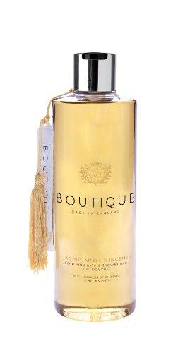 Grace Cole The Boutique Orchid Amber & Incense Shower Gel 16.9oz (500ml)