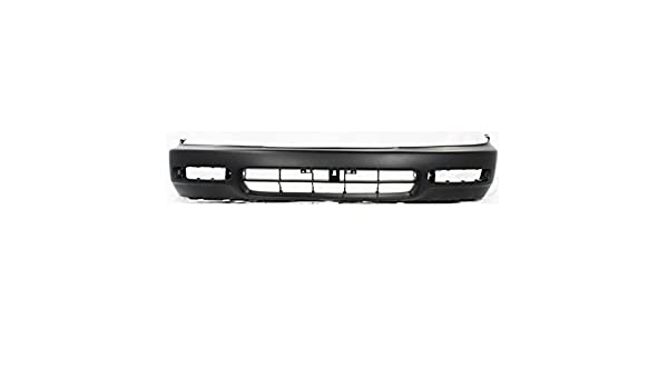 New Front Bumper Cover Primed Fits 1996-1997 Honda Accord 4Cyl Engine HO1000174