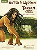 img - for You'll Be in My Heart (From Tarzan) Easy Piano book / textbook / text book