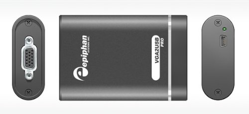 Epiphan Vga2usb PRO VGA Video Frame Grabber, 32mb RAM