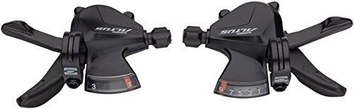 9 Speed Trigger Shifter - Shimano Altus M2000 3x9 Speed Shifter Set Black