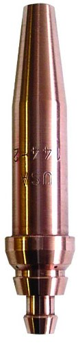 - Shark 12502 Airco Style Acetylene Cutting Tip with Size 2