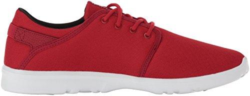 Etnies Herren Esploratore Sneaker Rosso Bianco Grigio