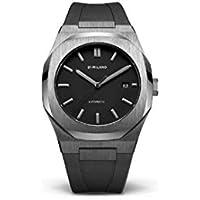 D1 Milano P701 Automatic Black Dial Men's Watch
