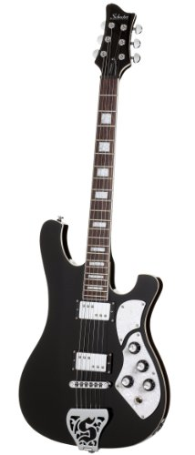 Schecter Stargazer Electric Guitar (Gloss Black)