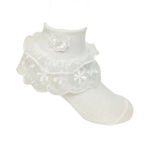 Wrapables Daisy Double Layer Ruffle