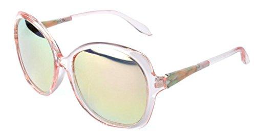 Gafas Pink Sol De Gafas Viajes Mujer Party Shopping De Sol Moda vzvqnr
