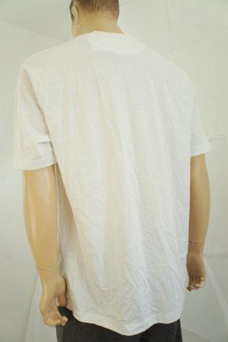 Urban MindsHerren Langarmshirt Weiß Weiß