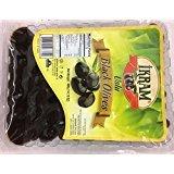Ikram Uslu Black Olives 10 Oz. Pack Of 3.