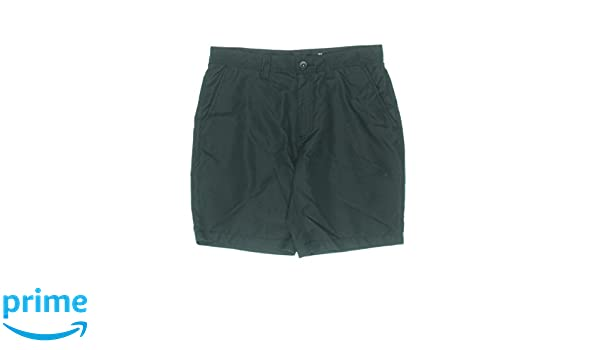 0d3076ae05 INC International Concepts Mens Pattern Button-Zip Fly Board Shorts Black  36 Regular | Amazon.com