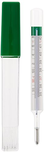 Geratherm Mercury Free Oral Glass (Geratherm Mercury Free Oral Thermometer)
