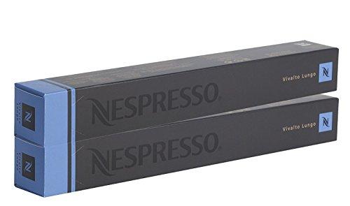 Nespresso OriginalLine: Vivalto Lungo, 20 Count - ''NOT compatible with Vertuoline''