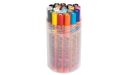 Molotow One4All 127 HS 20er Main Kit 1