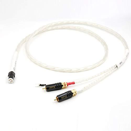 Laliva Plugs - 1.2M/piece Nordost Odin Tonarm Cable 5 Pin DI